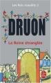 Couverture Les rois maudits, tome 2 : La reine étranglée Editions Le Livre de Poche 2000