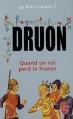 Couverture Les rois maudits, tome 7 : Quand un roi perd la France Editions Le Livre de Poche 2000