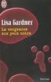 Couverture La vengeance aux yeux noirs Editions J'ai Lu (Thriller) 2006