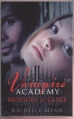 Couverture Vampire Academy, tome 2 : Morsure de glace Editions France Loisirs 2012