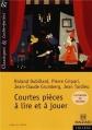 Couverture Courtes pièces à lire et à jouer Editions Magnard (Classiques & Contemporains) 2013
