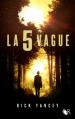 Couverture La 5e vague, tome 1 Editions Robert Laffont (R) 2013