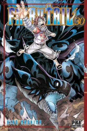 Couverture Fairy Tail, tome 30