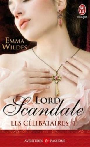 Couverture Les célibataires, tome 1 : Lord scandale