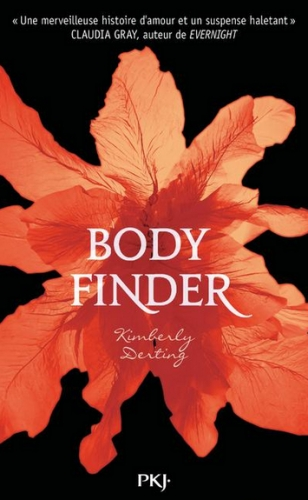 Couverture Body finder, tome 1