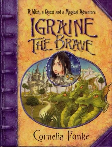 Couverture Igraine the brave