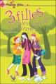 Couverture 3 filles et des torrents de larmes / Des torrents de larmes Editions Hachette (Planète filles) 2006