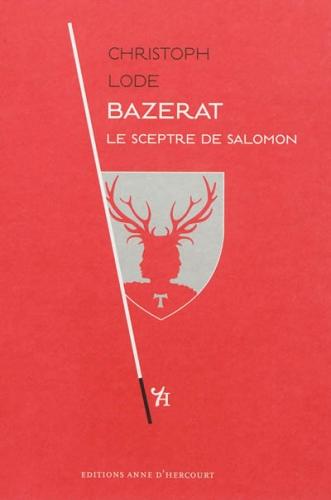 Couverture Bazérat : Le Sceptre de Salomon