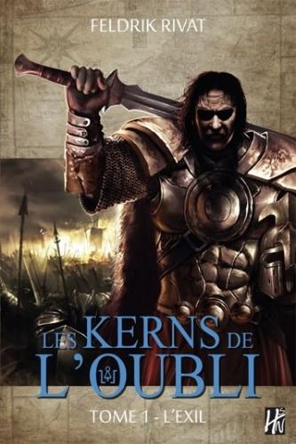 Couverture Les Kerns de l'oubli, tome 1 : L'exil