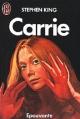 Couverture Carrie Editions J'ai Lu (Épouvante) 1993