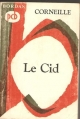 Couverture Le Cid Editions Bordas 1970