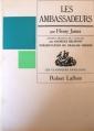 Couverture Les Ambassadeurs Editions Robert Laffont 1967