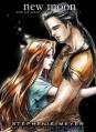 Couverture Twilight (manga), tome 3 : Tentation, partie 1 Editions Yen Press 2013