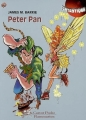Couverture Peter Pan (roman) Editions Flammarion (Castor poche - Fantastique) 1998