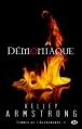 Couverture Femmes de l'Autremonde, tome 08 : Démoniaque Editions Milady 2013