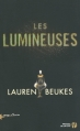 Couverture Les lumineuses Editions  2013