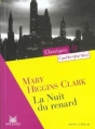 Couverture La Nuit du renard Editions Magnard 2000