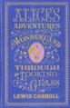 Couverture Alice au Pays des Merveilles, De l'autre côté du miroir / Tout Alice / Alice au Pays des Merveilles suivi de La traversée du miroir Editions Barnes & Noble 2012