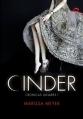 Couverture Chroniques lunaires, tome 1 : Cinder Editions Montena (Ellas) 2012