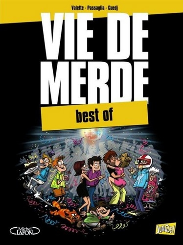 Couverture Vie de merde : Best of