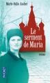 Couverture Le serment de Maria Editions Pocket 2013