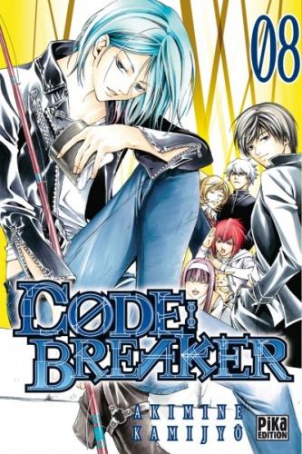 Couverture Code : Breaker, tome 08