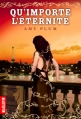 Couverture Revenants, tome 3 : Qu'importe l'éternité Editions Milan (Macadam) 2013