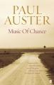 Couverture La musique du hasard Editions Faber & Faber 1990