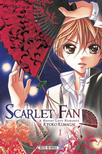 Couverture Scarlet Fan, tome 01