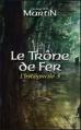 Couverture Le Trône de Fer, intégrale, tome 3 Editions France Loisirs 2013