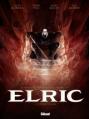 Couverture Elric, tome 1 : Le trône de Rubis Editions Glénat 2013