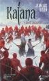 Couverture Katana, tome 1 : Vent rouge Editions Le Pré aux Clercs (Pandore) 2013