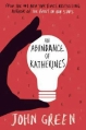 Couverture Le Théorème des Katherine Editions Penguin books 2012