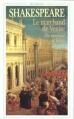 Couverture Le marchand de Venise Editions Flammarion (GF - Bilingue) 1994
