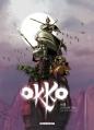Couverture Okko, intégrale, tome 1 : Le cycle de l'eau Editions Delcourt 2009