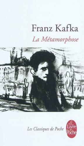 Couverture La Métamorphose