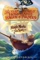 Couverture La très honorable ligue des pirates (ou presque), tome 1 : Le trésor de l'enchanteresse Editions HarperCollins 2013