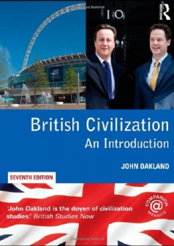 Couverture British Civilization: An Introduction