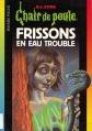 Couverture La malédiction du lac glacé / Frissons en eau trouble Editions Bayard (Poche) 1999