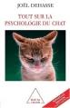Couverture Tout sur la psychologie du chat Editions Odile Jacob 2008