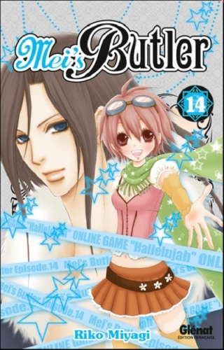 Couverture Mei's butler, tome 14