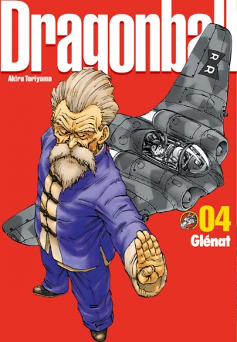 Couverture Dragon Ball, perfect, tome 04