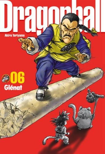 Couverture Dragon Ball, perfect, tome 06