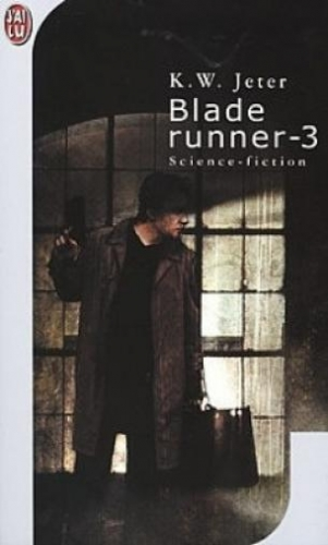 Couverture Blade Runner, tome 3
