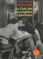 Couverture Le club des incorrigibles optimistes Editions Audiolib 2013