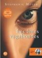 Couverture Les âmes vagabondes Editions Audiolib 2008