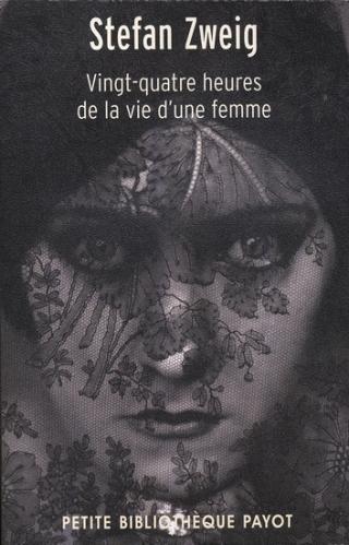 Couverture Vingt-quatre heures de la vie d'une femme