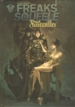 Couverture Freaks' Squeele : Funérailles, tome 1 : Fortunate sons Editions Ankama 2013