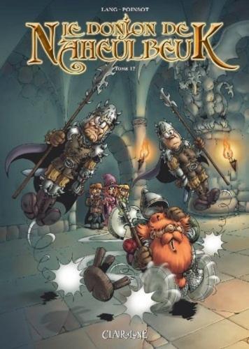 Couverture Le donjon de Naheulbeuk (BD) - Premier Cycle, tome 12 : Quatrième saison, partie 3
