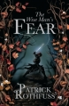 Couverture The Kingkiller Chronicle, book 2: The Wise Man's Fear Editions Gollancz 2011